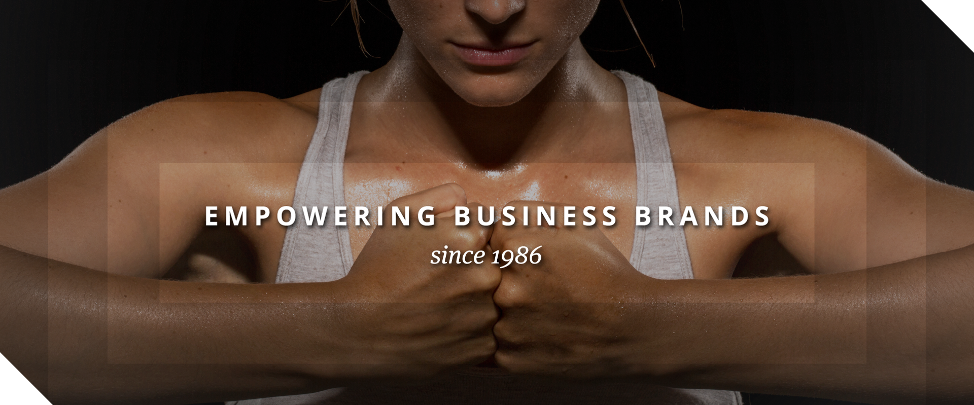 Empowering business brands since 1986